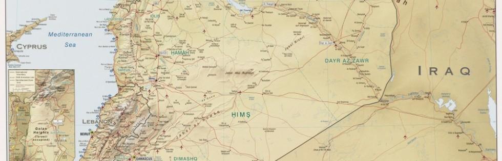 Co se děje v Sýrii?