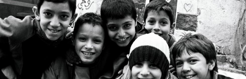 Aktuálně o dění v Sýrii a veřejných akcích, které pro vás chystáme